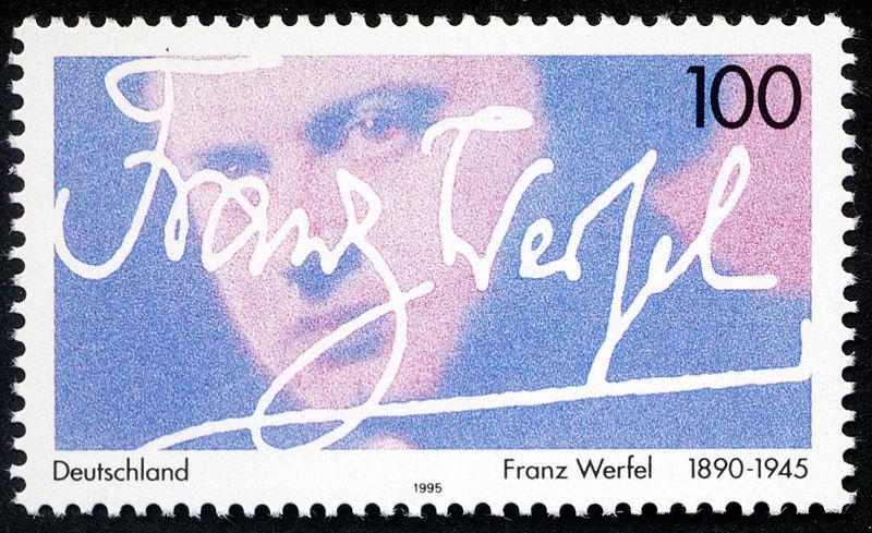 Franz Werfel lyrik